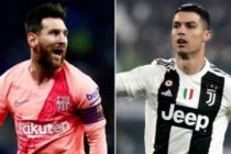 Ronaldo challenges Lionel Messi to join him in Serie A