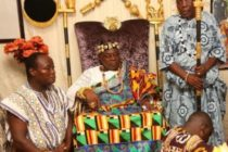 Awomefia Embarks on Historic Visit To Manhyia Palace