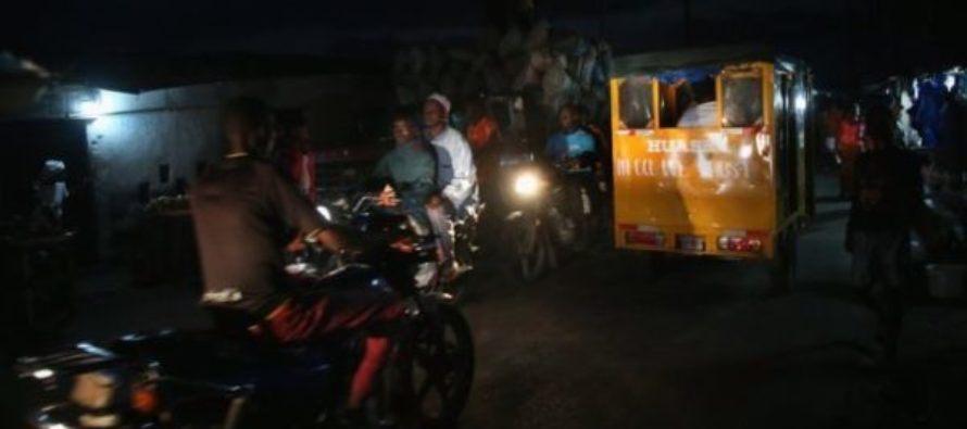 Liberia electricity crisis: 'About 60% of power stolen'