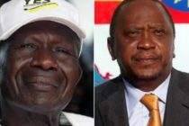 Kenya's president hires 91-year-old to secure youth sports fund