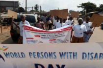 V/R: Build Friendly Environment for Us- PWDs Call on Gov't