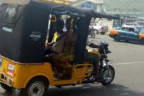 Patronage of 'Mahama Camboo' Tricycles on the Rise in Ho