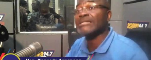 Kennedy Agyapong calls for Anas arrest over Ahmed murder