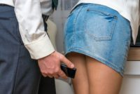 'Upskirting' to be criminalised in England, Wales