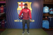 Boateng becomes first Ghanaian, 14th African to join Barcelona