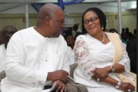 Mahama, wife don't have investments with Menzgold – Joyce Bawah