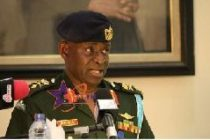 Don't touch any missile, weapons! – Military chief warns residents of Michel Camp