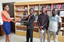 2 Best Teachers who got ¢5 airtime as prize now given ¢3,000 package by EPP