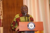 Dan Botwe, Akoto Afriyie, Others Rated Outstanding Gov't Appointees for 2018