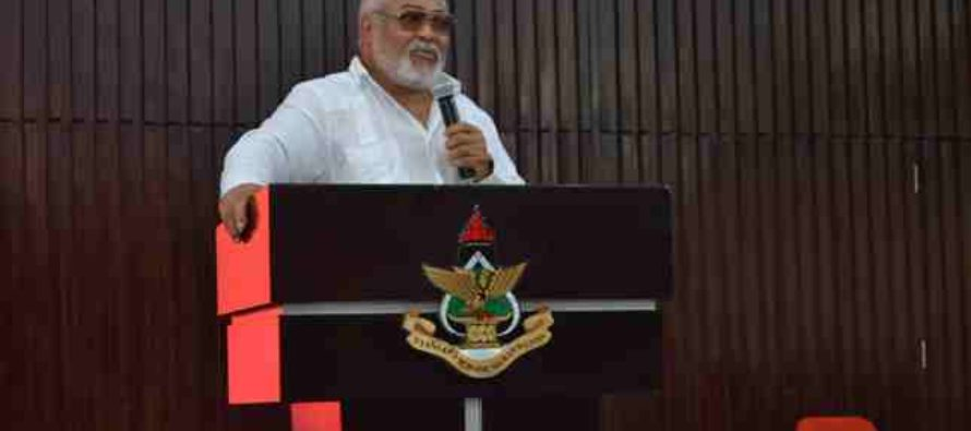 Angry Rawlings wants Menzgold to clear his name from 'silly' list