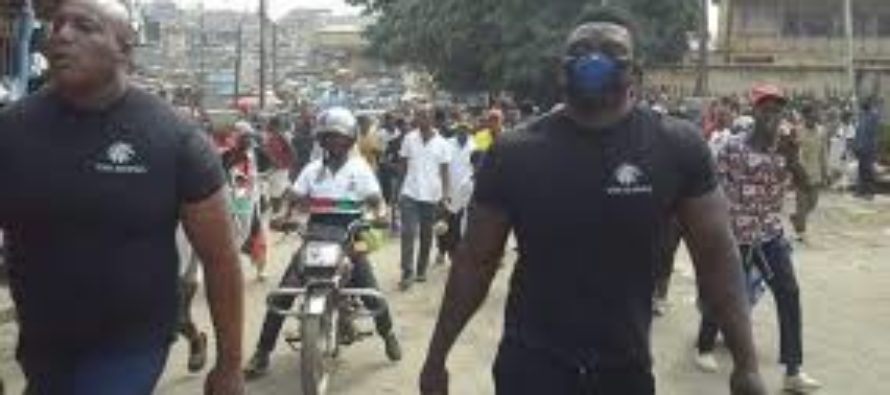 Don't dare intimidate NDC members – NDC Hawks warns NPP's Delta, Invisible Forces