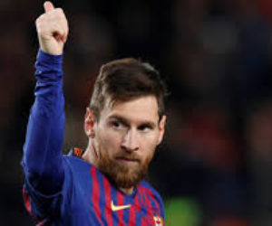 Messi speaks after becoming first player ever to score 400 goals in LaLiga history