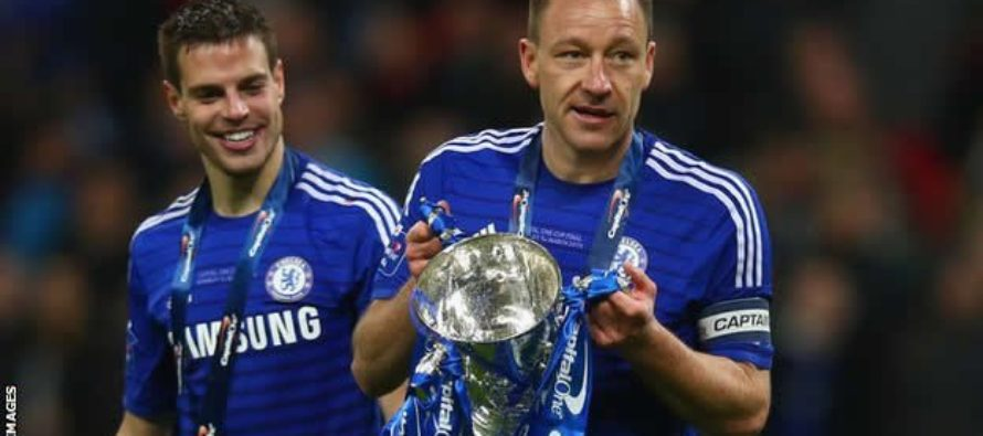 John Terry to leave Chelsea at end of the season but will continue playing