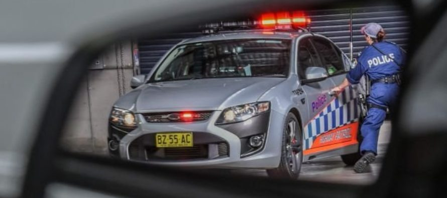12-year-old drives 800 miles across Australia before police stop him