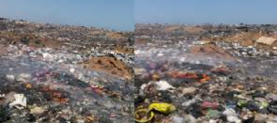 Accra generates 3,000 metric tonnes of waste in a day