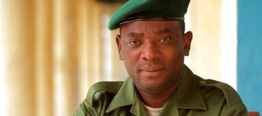 Ex-child soldier wins environment prize