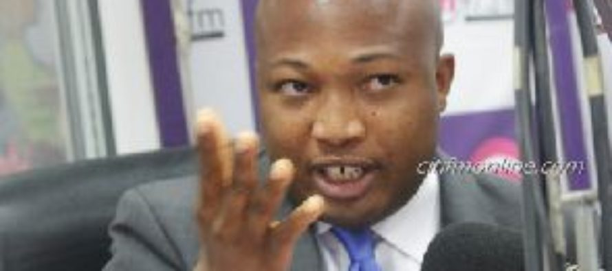Some MPs flouting law by holding dual citizenship – Ablakwa