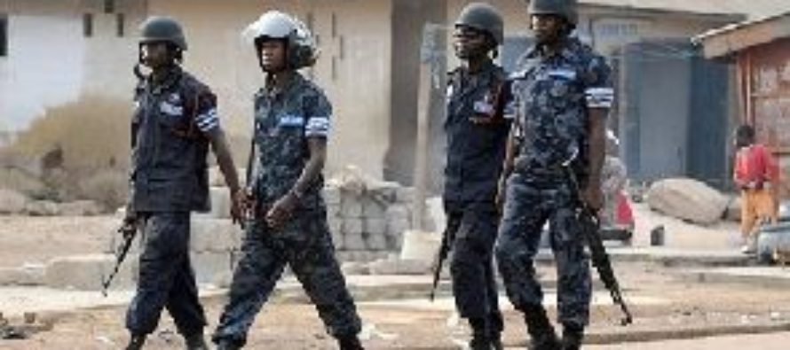 'Nkonya and Alavanyo Residents shielding perpetrators' – Police Commander