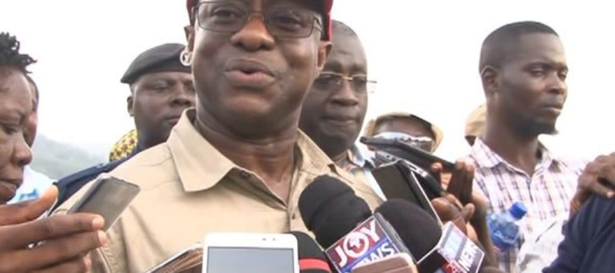 'Govt not anti-mining': Amewu promises alternatives for sacked illegal miners