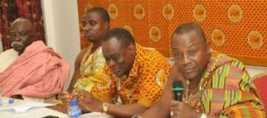 V/R House of Chiefs suspends Nkonya and Alavanyo chiefs indefinitely
