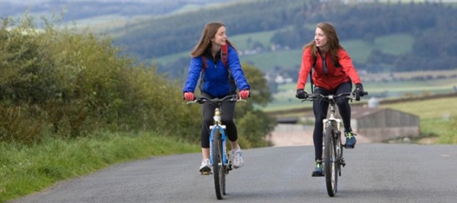 Cycling can cut cancer, heart disease, says study