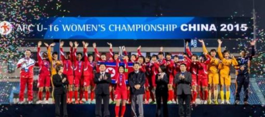 AFC U-16 Women's championship Thailand 2017 draw on Friday