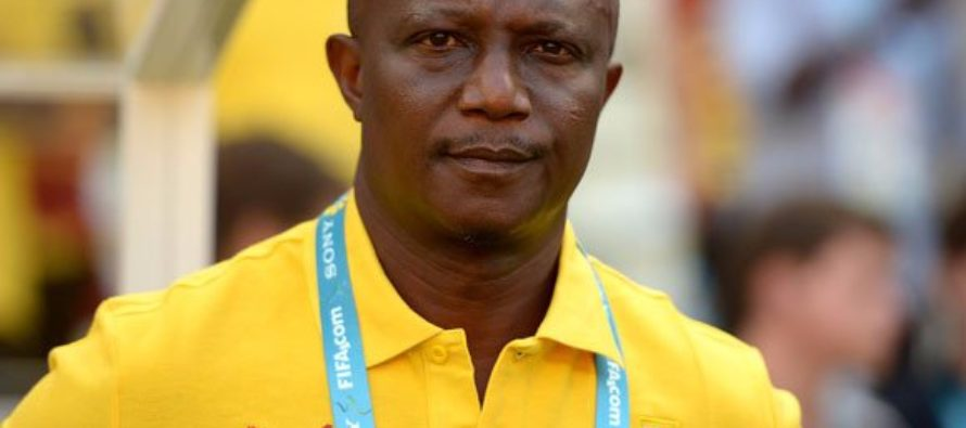 GFA tasks Kwesi Appiah to qualify for 2018 World Cup