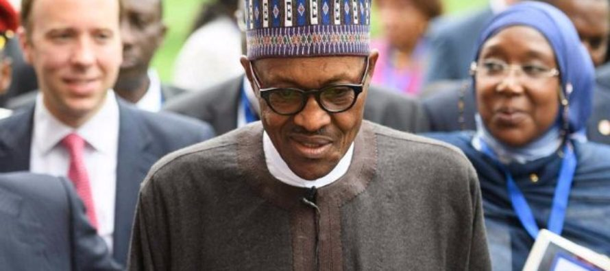 Nigeria's president misses second cabinet meeting in a row