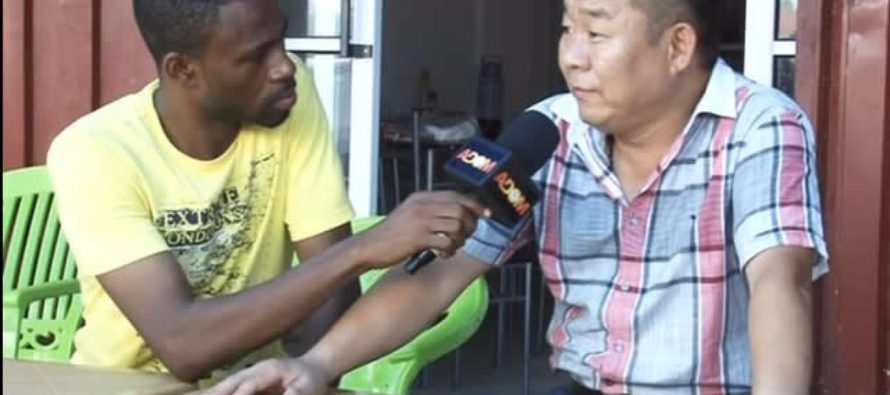 We don't do galamsey; we provide technical support- Chinese man