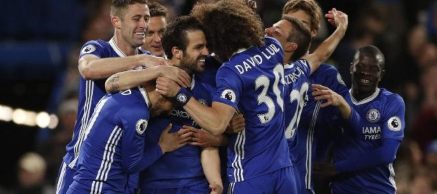 Chelsea take step closer to title with Southampton win