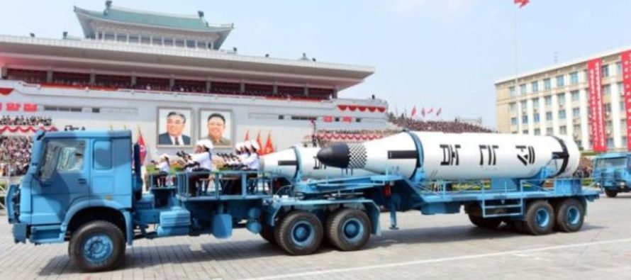 China 'seriously concerned' about N Korea