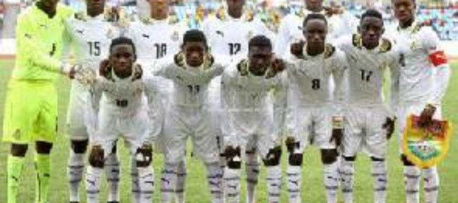 Black Starlets Coach names provisional squad for Africa U17 Championship