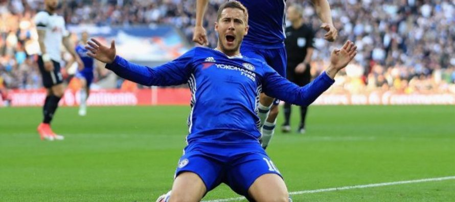 Chelsea score 4 to beat Tottenham in FA Cup thriller