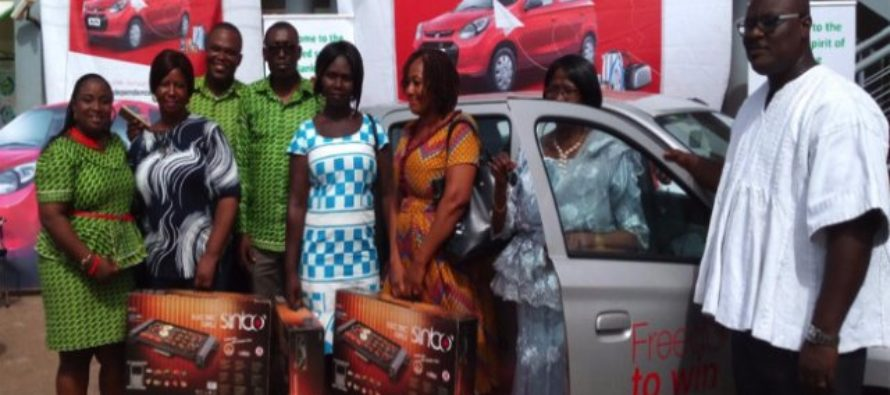 MoneyGram rewards loyal customers in Ghana@60 promotion