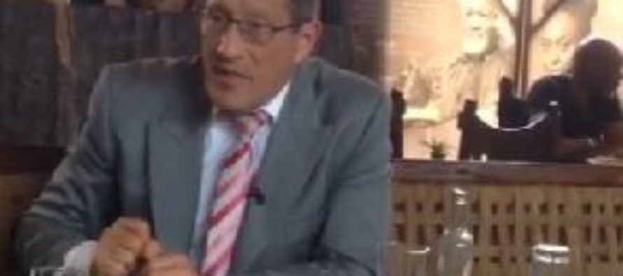 CNN's Richard Quest wades into the Ghana vs Nigeria jollof war