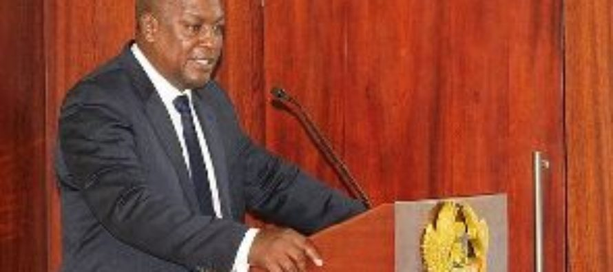 Stop blaming me for everything that goes wrong – John Mahama cries out