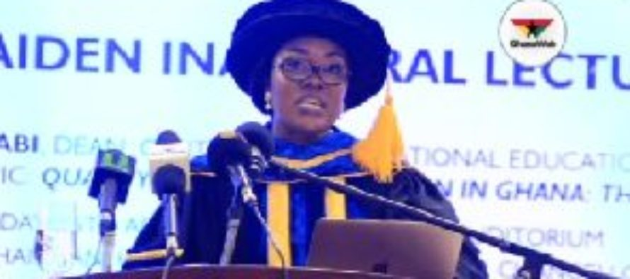 Overemphasis on basic education leads to semi-literacy – Professor Goski Alabi