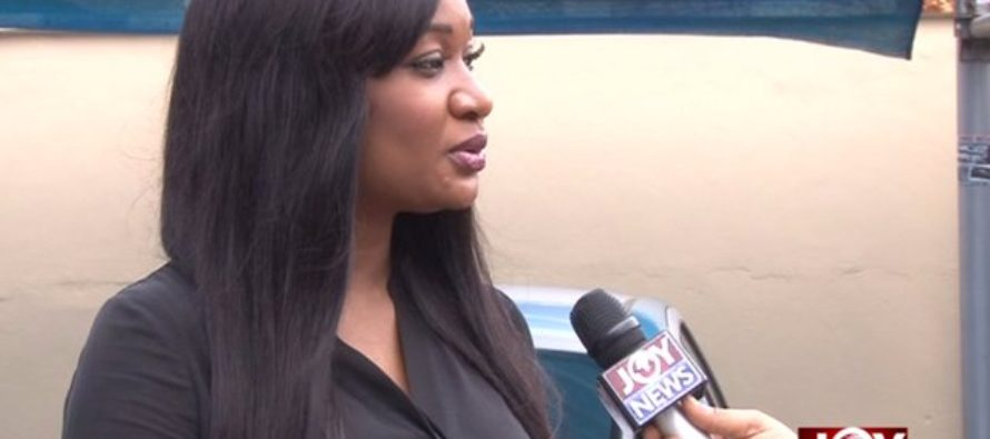 I'm a 'big girl' that is why I am participating in US program – Sandra Ankobiah