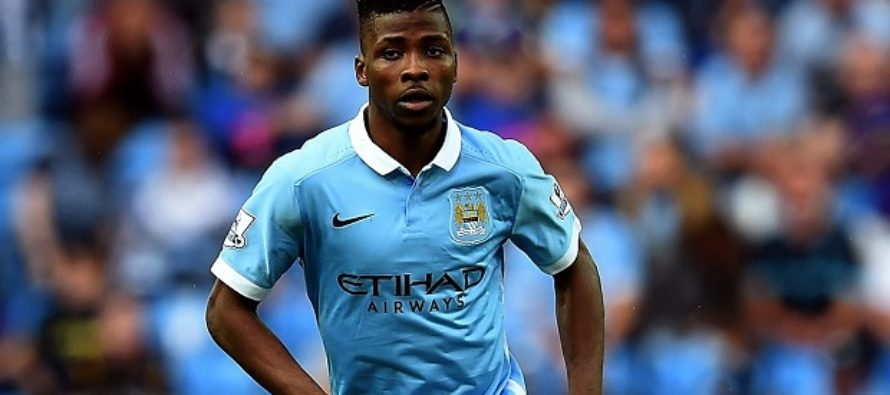 Iheanacho ready to fight for place at Manchester City
