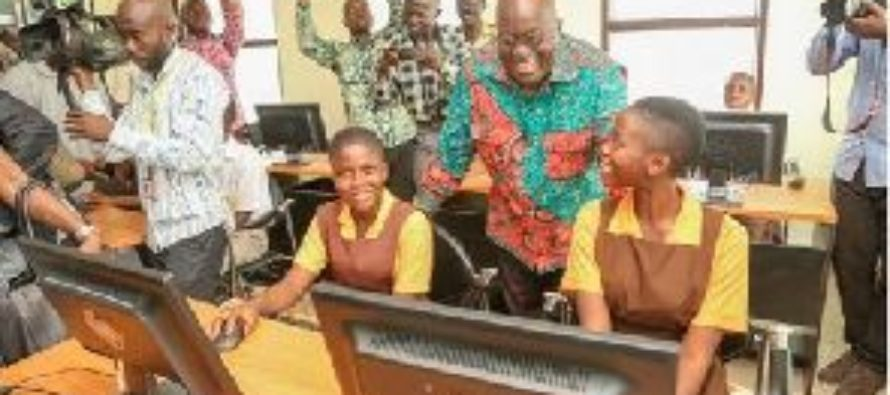 Free WiFi policy for SHS, tertiary to begin soon – Akufo-Addo