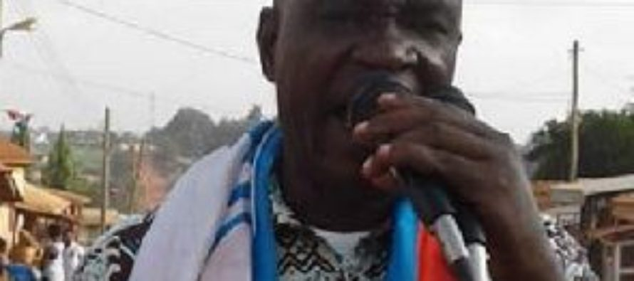 NPP MP beaten at funeral