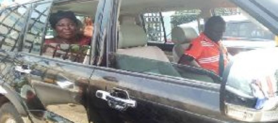 I stopped government taskforce from seizing my car – Akua Donkor