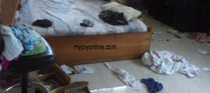 University of Ghana lecturer robbed at gunpoint