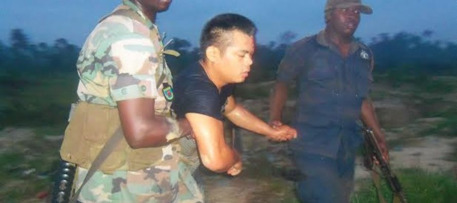 Anti-galamsey fight: China allegedly hitting back at Ghanaian businesses