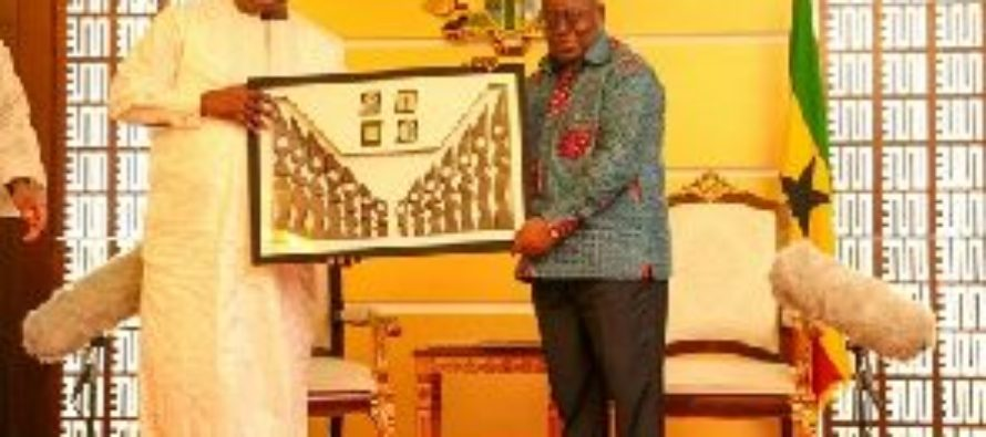 Extend ECOWAS mission in Gambia – Barrow to Akufo-Addo