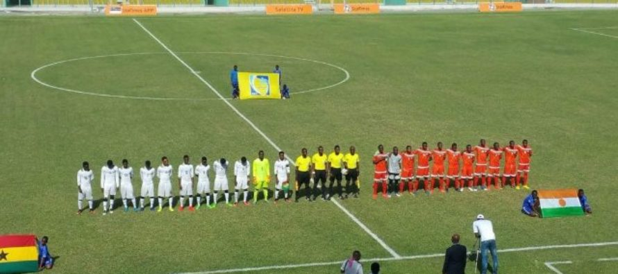 Black Starlets defeat Niger in friendly