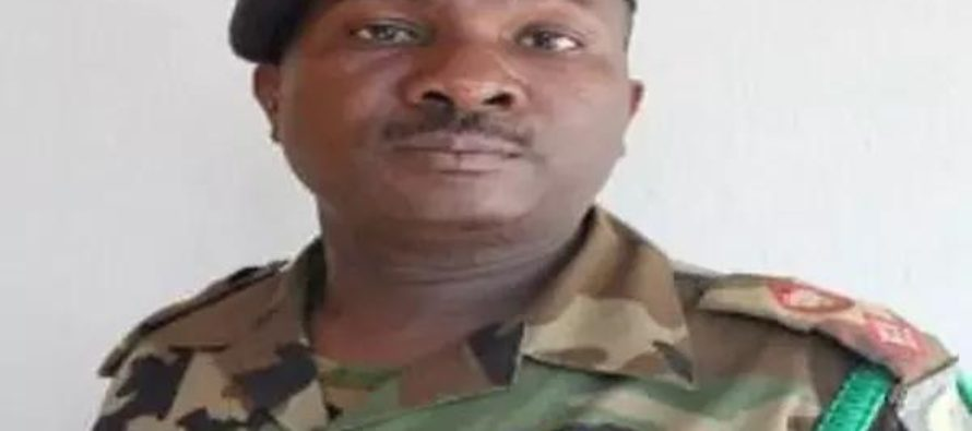 Army commander suspended over galamsey – Report