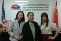 US woman 'spy' deported by China