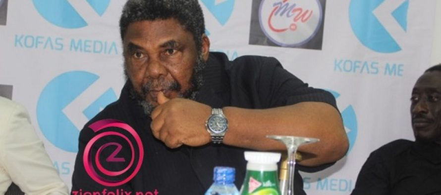 Movie producers who had invited me to Ghana lacked 'pedigree' – Pete Edochie