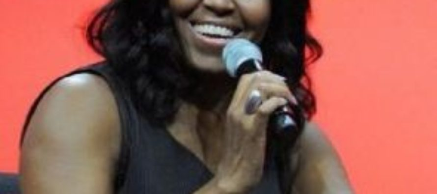 I won't run for office – Michelle Obama